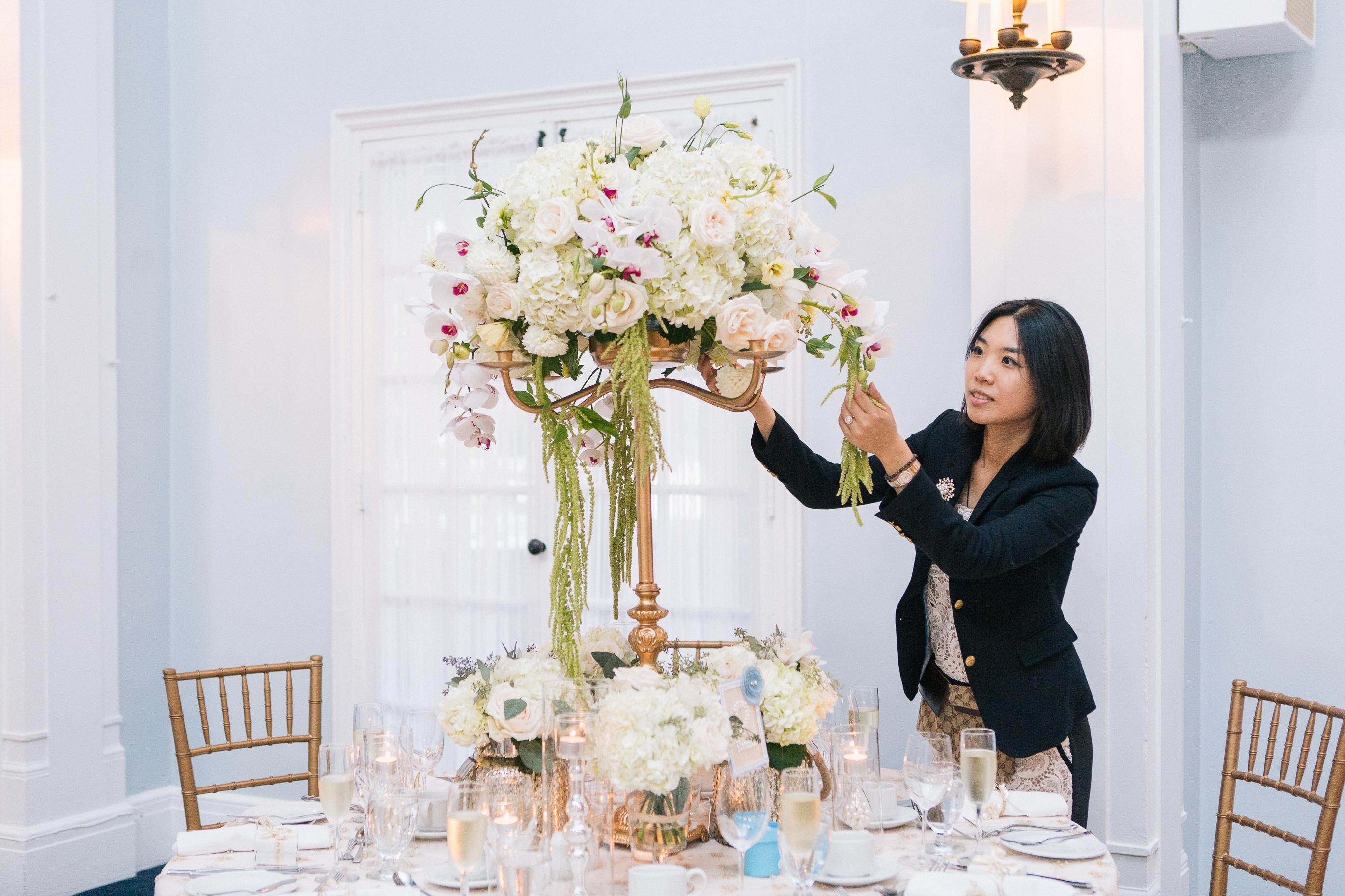 Encuentre un planificador de bodas perfecto